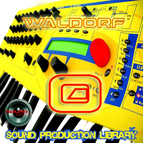 Cheapest Price! WALDORF Q - Large unique original 24bit WAVE/Kontakt Multi-Layer Samples Library. FR...