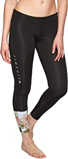 G Bomb Womens 1MM Sup Long Neoprene Trousers Black/Grey
