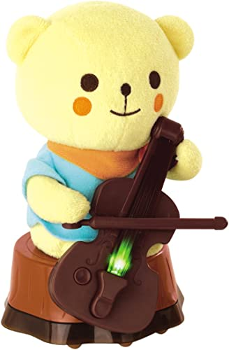 I, piano  Bear-kun, I cello. (japan import)