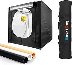 MOUNTDOG Photo Studio LED Light Box 20