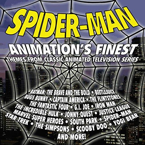 THE NEW BATMAN/SUPERMAN ADVENTURES: Main Title
