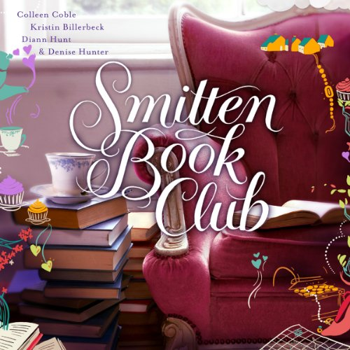 Smitten Book Club audiobook cover art