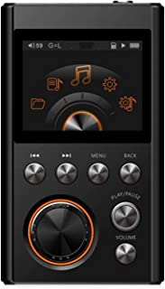 """Professional Music Player with 2"""" Large Screen, Portable HiFi Lossless Sound MP3 Music Player, for Studying, Working, Runn..."""