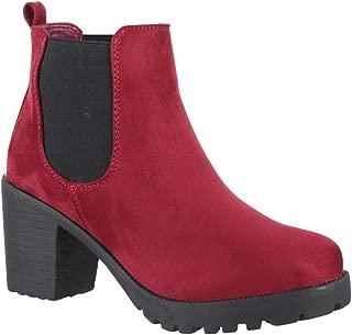Amazon.it: Rosso Stivali Scarpe da donna: Scarpe e borse