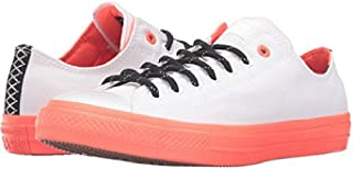 Chuck Taylor All Star II Shield Canvas Ox White/Lava/Gum Lace up casual Shoes