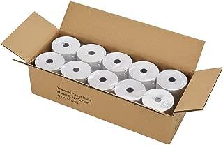 SJPACK Thermal Paper 3 1/8 x 230ft Pos Receipt Paper, 10 Rolls Cash Register Roll TM-T88 T-20 T-90 Bixolon SRP-350 370