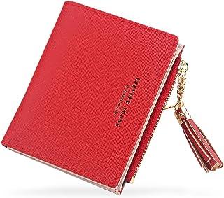 SanDoll 財布レディース 二つ折り財布レディース 小銭入れ コンパクト財布 ミニ財布 ウォレットレディース お洒落