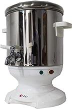 وعاء كهربائي لتحضير الشاي بقوة 1800 واط، موديل DLC-3092، لون فضي