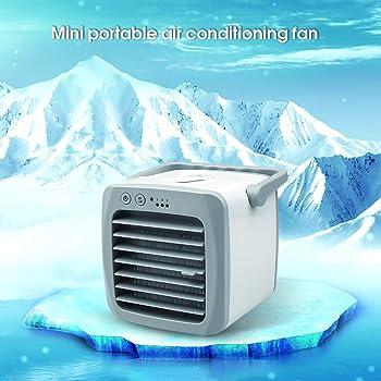 iLogoTech Air Cool Reemplazo Filtro para Mini Aire Acondicionado Portátil - Climatizador Portatil Frio, Air Cooler Silencioso, Humidificador, Purificador - 1 Pieza: Amazon.es: Hogar