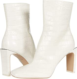 Dolce Vita Women's Dress Bootie Ankle Boot, IVORY, 9.5