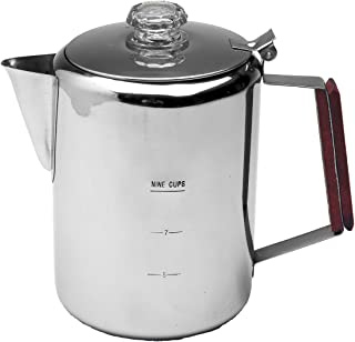 Texsport Stainless Percolator 13215