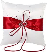 Amazon.es: cojines para anillos de boda - Textiles del hogar ...