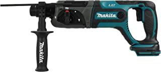 Makita DHR241Z 18V Li-Ion LXT Rotary Hammer SDS-Plus - Batteries and Charger Not Included