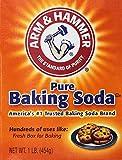 Arm & Hammer Baking Soda - Net Wt 1 lb - (Pack Of 2)