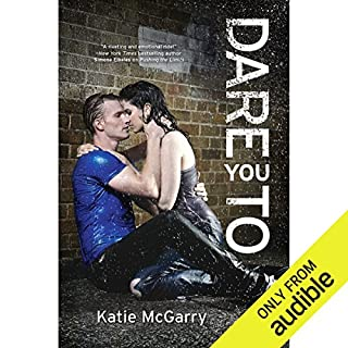 Dare You To                   By:                                                                                                                                 Katie McGarry                               Narrated by:                                                                                                                                 Brittany Pressley,                                                                                        Christopher Gebauer                      Length: 12 hrs and 18 mins     233 ratings     Overall 4.3