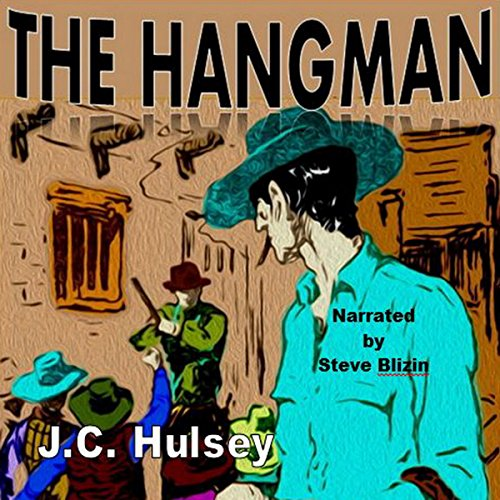 The Hangman audiobook cover art
