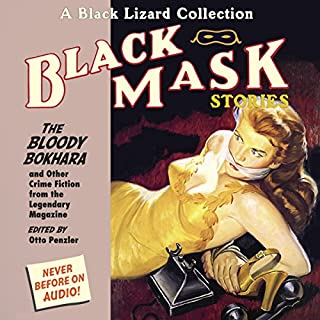 Black Mask 6 The Bloody Bokhara cover art