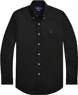 Men's Slim FIT Cotton Twill Button-Down Shirt