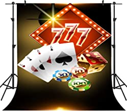 Best casino party photo backdrop Reviews