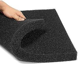 Aquarium Biochemical Cotton Filter Foam Fish Tank Sponge 50x50x2.5cm by ILJILU