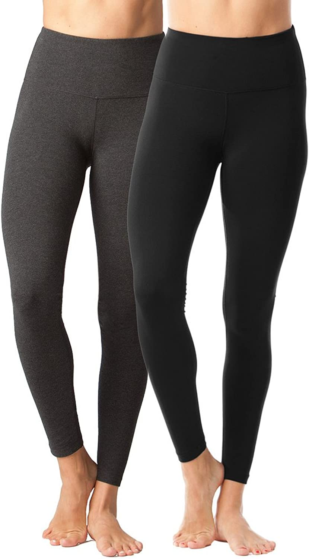 90 Degree by Reflex  High Waist Power Flex Legging  Tummy Control