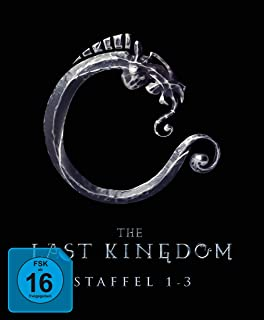 The Last Kingdom - Staffel 1-3 [Alemania] [Blu-ray]