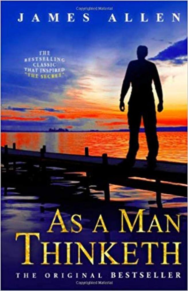 進化ポータブル免除As a Man Thinketh (English Edition)