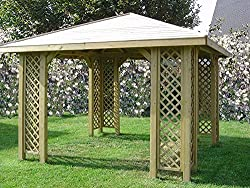 best wooden gazebo