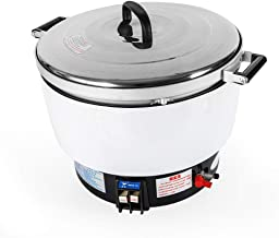 TFCFL 10 L 2.8KPa Large Capacity Commercial Gas Rice Cooker for Restaurant Take Away Pub Hotel