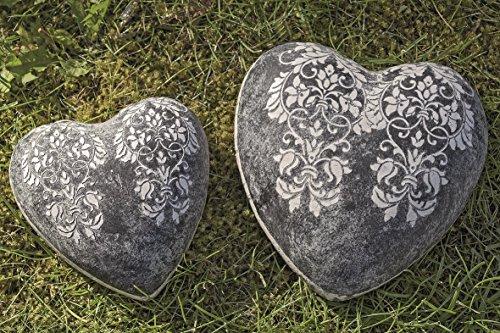 Herz Liana D15 cm Material: Terrakotta