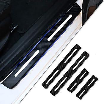 in fibra di carbonio L-Bluebell Tappi coprivalvola per pneumatici