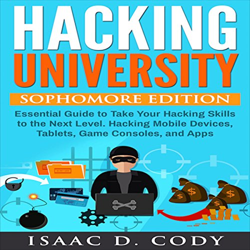 Hacking University: Sophomore Edition audiobook cover art