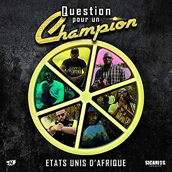 Questions pour un champion (feat. Zesau, Shone Gfg, Jack Many, Sazamyzy, Juicy P)
