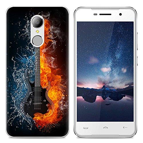 Easbuy Handy Hülle Soft Silikon Case Etui Tasche für HOMTOM HT37 / HOMTOM HT37 PRO Smartphone Cover Handytasche Handyhülle Schutzhülle