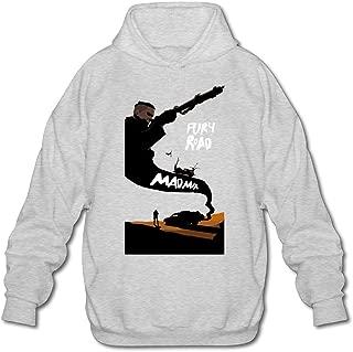 SAMMOI Mad Max Fury Road Men's Athletic Fleece Sweatshirt Ash