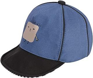 Yixda Baby Junge M/ädchen Baseball Cap Sonnenhut Schirmm/ütze Kappe B/är Grau