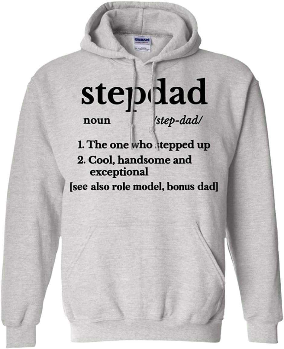 Best Gift for Step Dad Fresno Mall Hoodie Stepdad About Cool Chicago Mall Definition