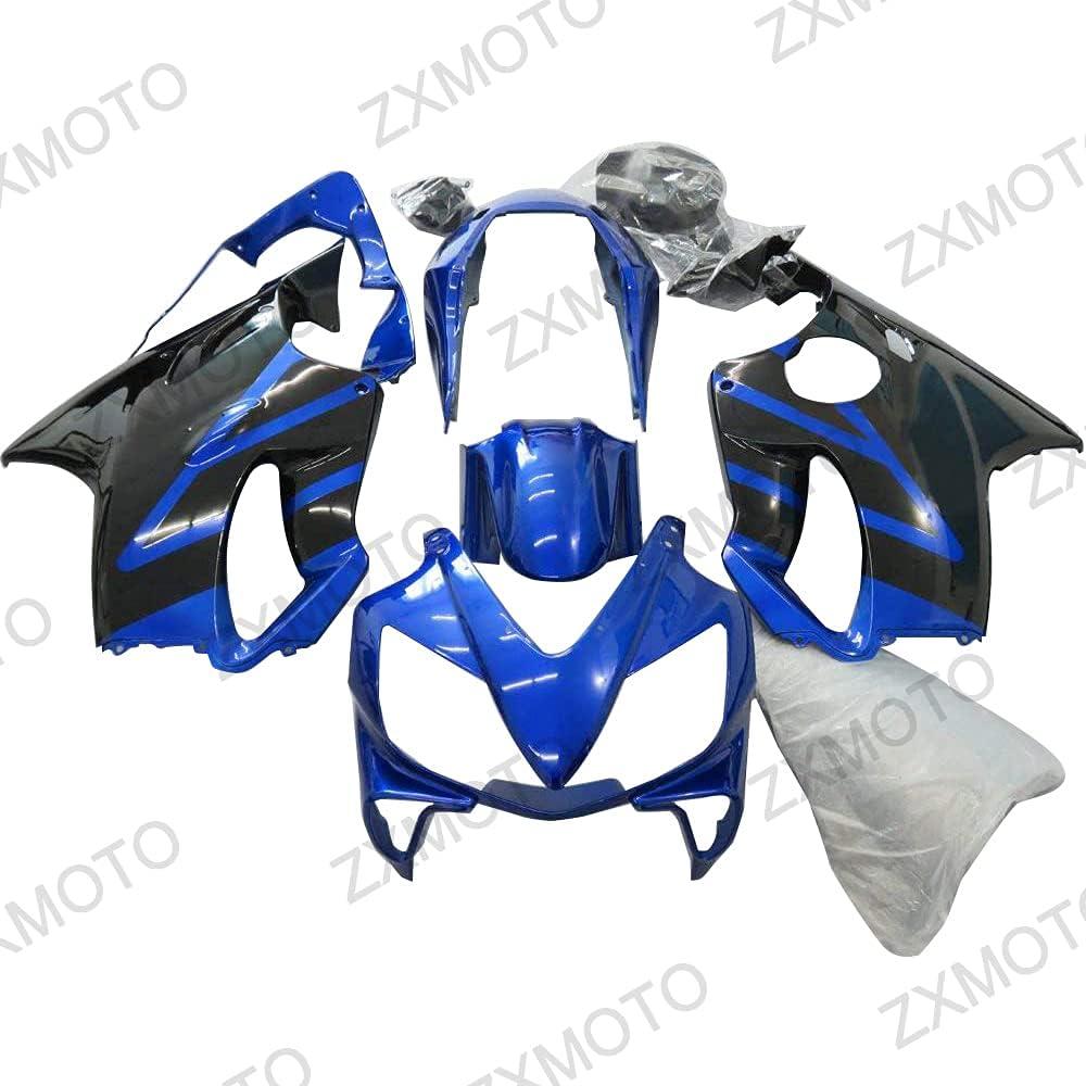 ZXMOTO Blue Black Fairing Kit Ranking TOP20 for Honda F4I 2005 600 2004 CBR Indianapolis Mall