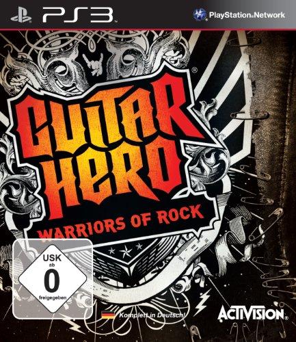Guitar Hero: Warriors of Rock [Importación alemana]