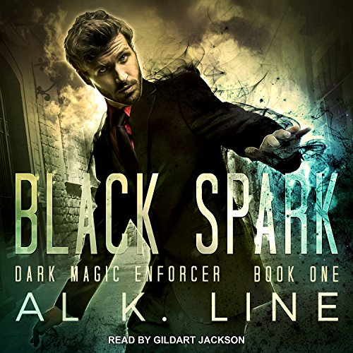 Couverture de Black Spark