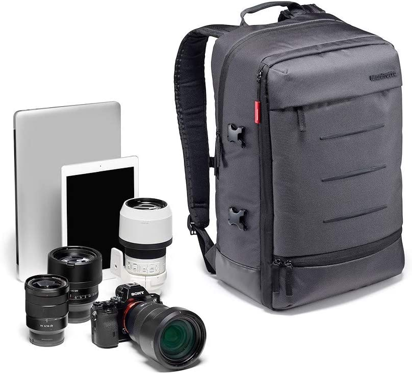 Manfrotto Manhattan Mover 30 Rucksack Für Csc Dslr Kamera
