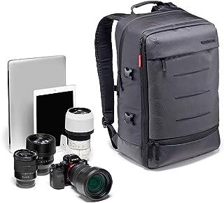 Manfrotto Manhattan Mover 30 Backpack for CSC, DSLR/Mirrorless Cameras, DJI Mavic Pro/Pro Platinum Drones, Gray