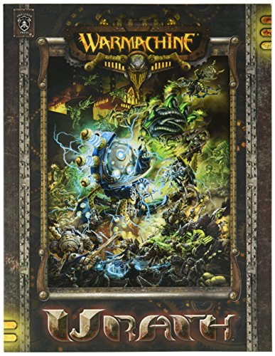 PIP1045 FORCES OF WARMACHINE: WRATH SOFT COVER