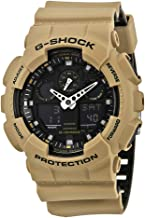 G-Shock GA-100 Military Series Watches - Tan/One Size