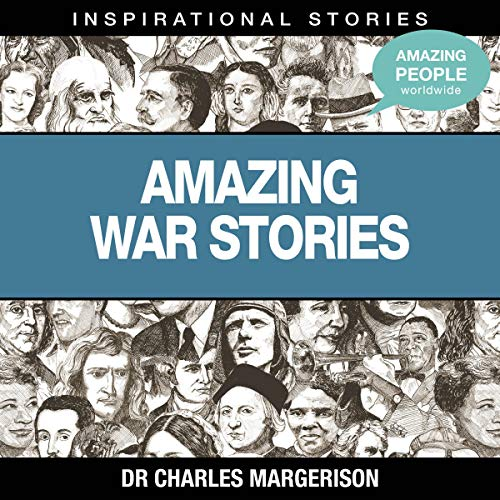 Amazing War Stories cover art