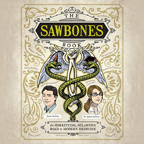 The Sawbones Book cover art