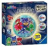 Ravensburger PJ Masken Nachtlicht 3D-Puzzle 72 Teile