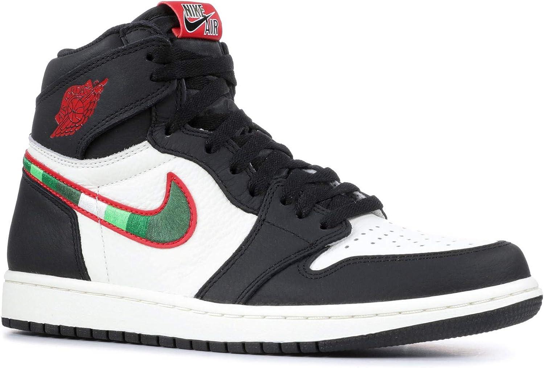 """Jordan 1 Retro High Og herr Style Style Style """"  555088 -015 Storlek  11.5 M US  bästa försäljningen"""
