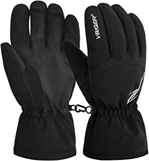 RUNACC Winter Warm Gloves Snowboard Gloves Waterproof Sports Gloves Unisex