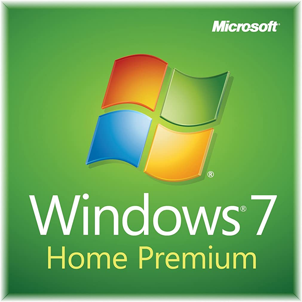 地平線ブラウン好色なMicrosoft Windows7 Home Premium 32bit Service Pack 1 日本語 DSP版 DVD LCP 【紙パッケージ版】